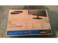 "Samsung 22"" LED Monitor"