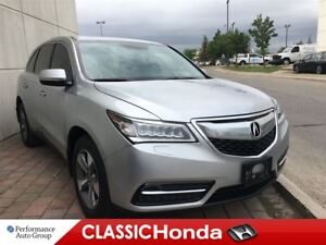 2014 Acura MDX AWD | LEATHER | REAR CAM | 7 PASSENGER | AWD |