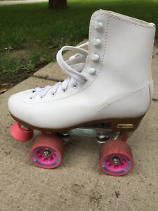 Almost new roller skates