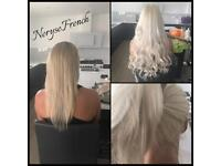 £50 EXTENSION FITTING SERVICES!! - Mobile Hairdresser Based in Bedfordshire/Hampshire/London -