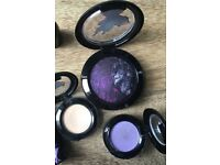 Mac Cosmetics x Disney Villians Eyeshadows
