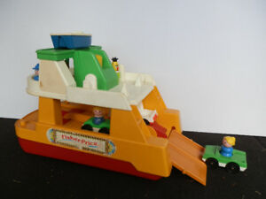 Fisher Price Cruise Ship
