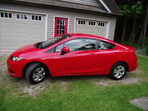 2013 Honda Civic Coupe (2 door)