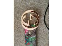 Gucci Bloom Belt with box and dust bag