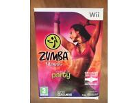 Wii Zumba Fitness - join the party