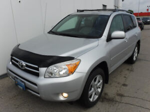 2007  RAV4 Limited 4 CYL LOW millage, NO accidents! No Rust!