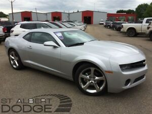 2013 Chevrolet Camaro RS | 6SPD MANUAL | BACK CAM | LOW KMS