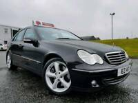 May 2006 Mercedes-Benz C Class C220 CDI SE Avantgarde, Top Spec! STUNNING CAR! LOW MILES! FSH!