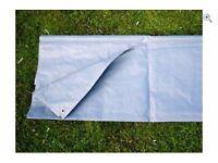 Hi Gear Serene 5 Tent Footprint