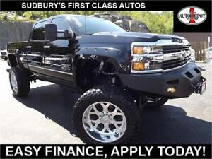 2015 Chevrolet Silverado 2500HD LTZ!! FULL CUSTOM BUILD!!