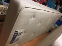 2 SINGLE DREAMS MATTRESS' FOR SALE - £25 FOR BOTH!! OR £15 EACH