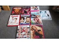 Romantic DVD collection