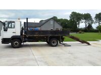 Mann tipper lorry for sale