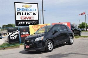 2015 Chevrolet Trax ONE OWNER , LT, JUST TRADED IN