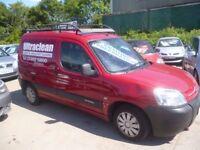 Citroen BERLINGO 600TD HDI LX,1997 cc Panel Van,clean tidy work Van,roof rack,Px to clear