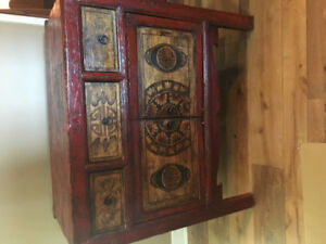 Asian. Antique dresser
