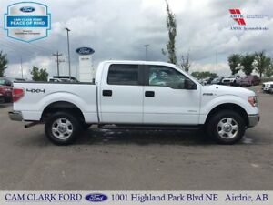 2014 Ford F-150 XLT SuperCrew EcoBoost 4WD