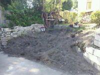 Free Top Soil, Wallisdown area