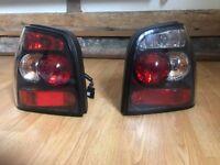 Polo 6n2 Euro Rear Lights