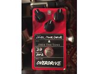 Free The Tone SOV-2 Overdrive Pedal