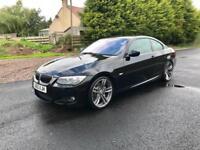 2011 BMW 3 Series 3.0 335d M Sport 2dr