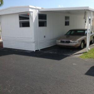 Maison A Louer Boul Hallandale ,Floride / Libre 6 Mois