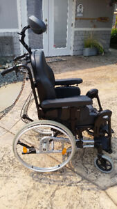 "Breezy Relax 2 Multifunctional wheelchair - the "" Cadillac "" !"