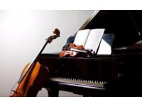 Learn piano, violin, cello, guitar and other instruments in London's leading music school