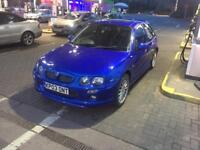 MG ZR 120+ Very Clean