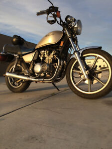 KAWASAKI KZ 550 LTD $1400.00 RIDES HER AWAY