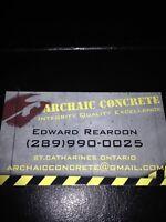 ARCHAIC CONCRETE
