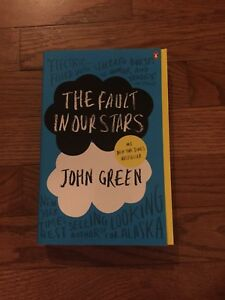BOOK: The Fault in Our Stars-John Green