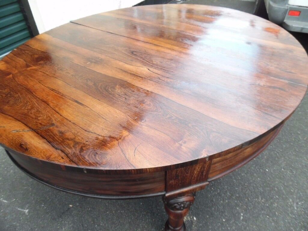 a victorian rosewood extending dining table 14ft