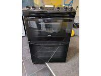 New Graded Zanussi Gas Cooker (60cm) (6 Month Warranty)