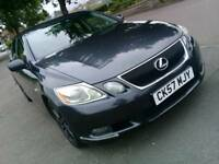 Lexus GS300 Auto 2007 fully loaded Part exchange welcome