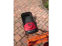 Mountfiled Lawn Scarifier