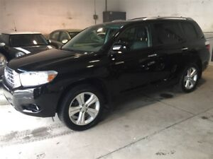 2010 Toyota Highlander V6 Limited / 7 PASSAGERS