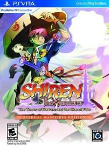 Shiren the Wanderer - Eternal Wanderer Collectors Edition