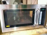 Commercial heavy duty buffalo Microwave.