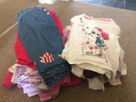 Girls Clothes 1.5-2years