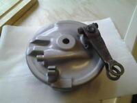 honda c90 brake plate and handlebars good working order