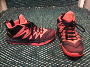 Jordan CP3 basketball shoes men's size 8