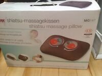 Beurer shiatsu massage pillow MG147
