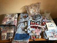 Babies r us - my favourite things nursery bedding - huge bundle