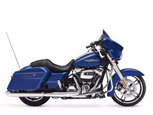 Harley-Davidson FLHXS