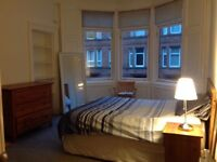 2 big double beds.New hardwood floors.New wooden blinds.Repainted.2 mins to m&s,train/tube station.
