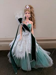 2005 Holiday Barbie by Bob Mackie