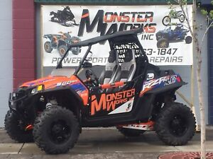 Monster Works Powersports Mods,Repairs and Service