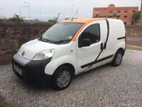 Fiat fiorino 1.2 diesel 61 Reg no vat 1 owner nice little van 1 year mot