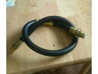 Gas hose 90 cm Brand new